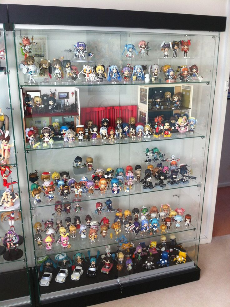 I need a display case so I can do this...