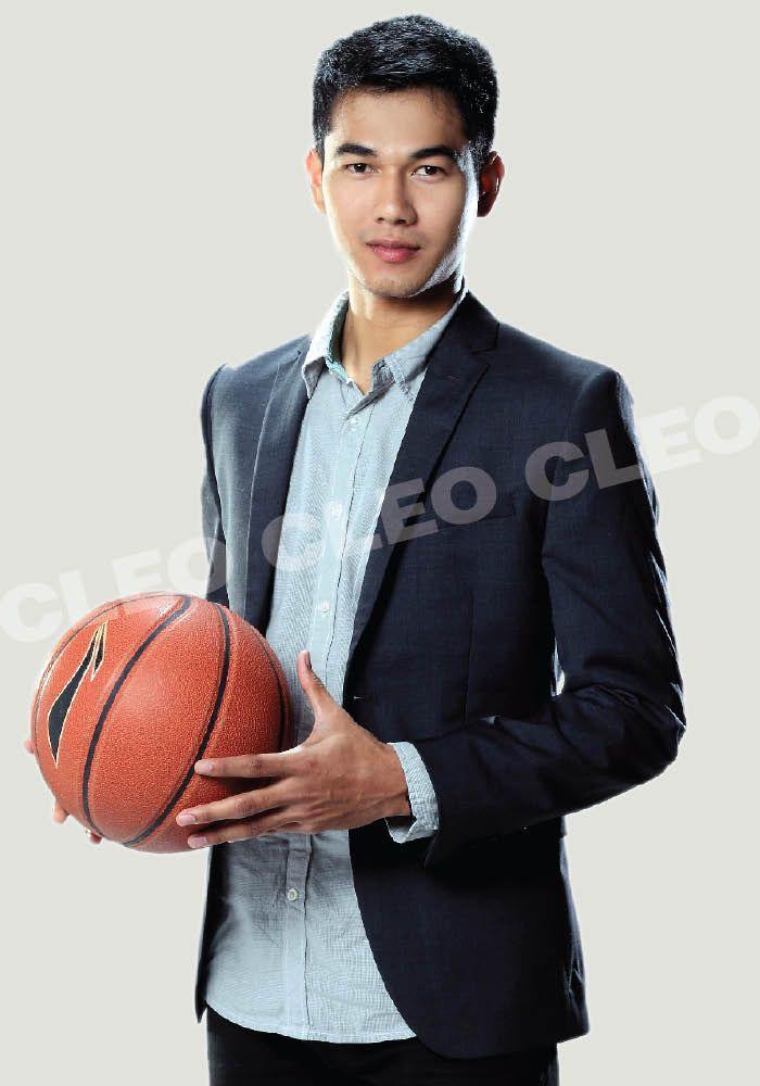 41. SURLIYADIN, 23, BASKETBALL PLAYER