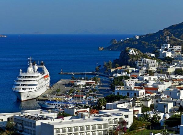 Island Patmos, Greece