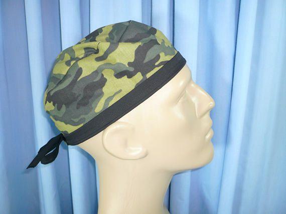 9 best images about mens scrub hats on pinterest shops marine camo mens cotton scrub hat short hair scrub cap skull cap tie back ccuart Images