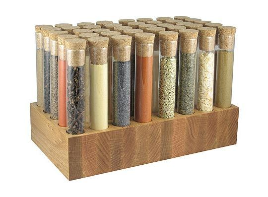 awesome spice rack.
