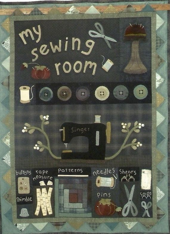 MY SEWING ROOM making this