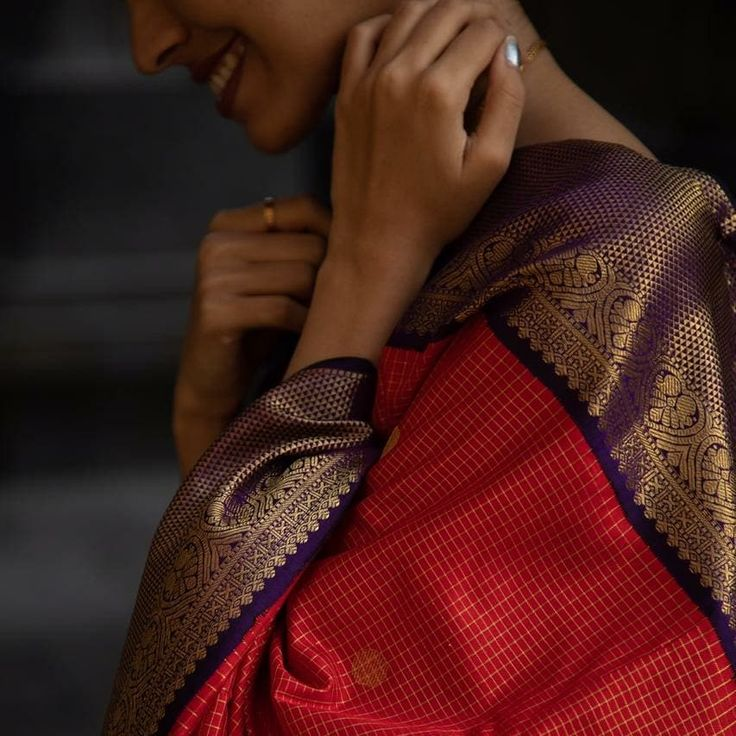 If You Miss Classic Silk Saree Designs, Check This Out 6