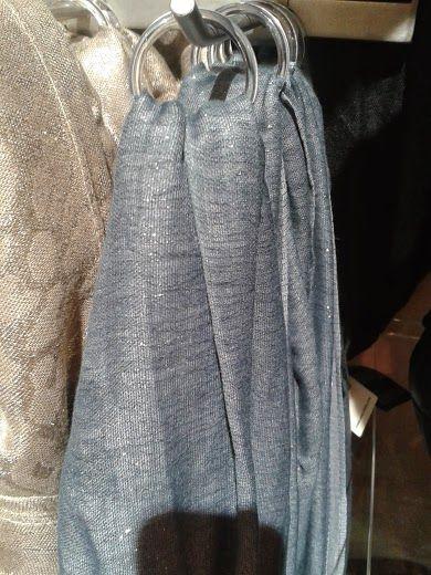 grey scarf oasis