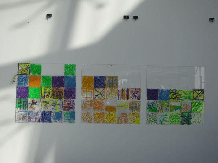 Talleres para familias en el Museo Würth Enero 2012 - David Rodríguez Caballero