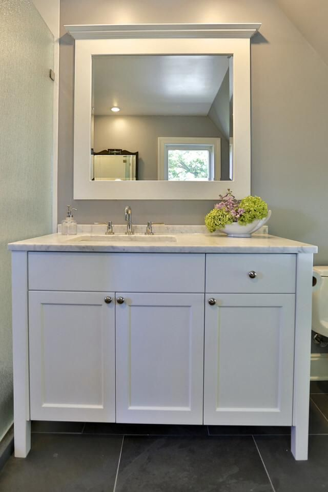 1930s Farmhouse Style Bathroom Remodel
