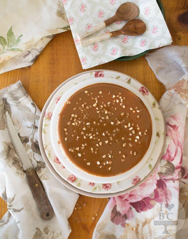 Cheesecake de dulce de leche | ILoveBundtCakes