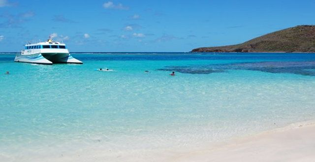 30 Summer Destinations with the Clearest Water and Sandiest Beaches. I'm definitely visiting #24