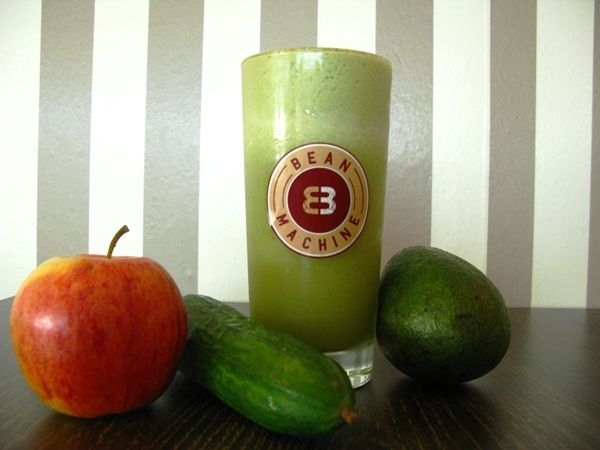 @Nina Wigfall Machine delivers freshly made delicious juice optics without toxins #BeanMachine