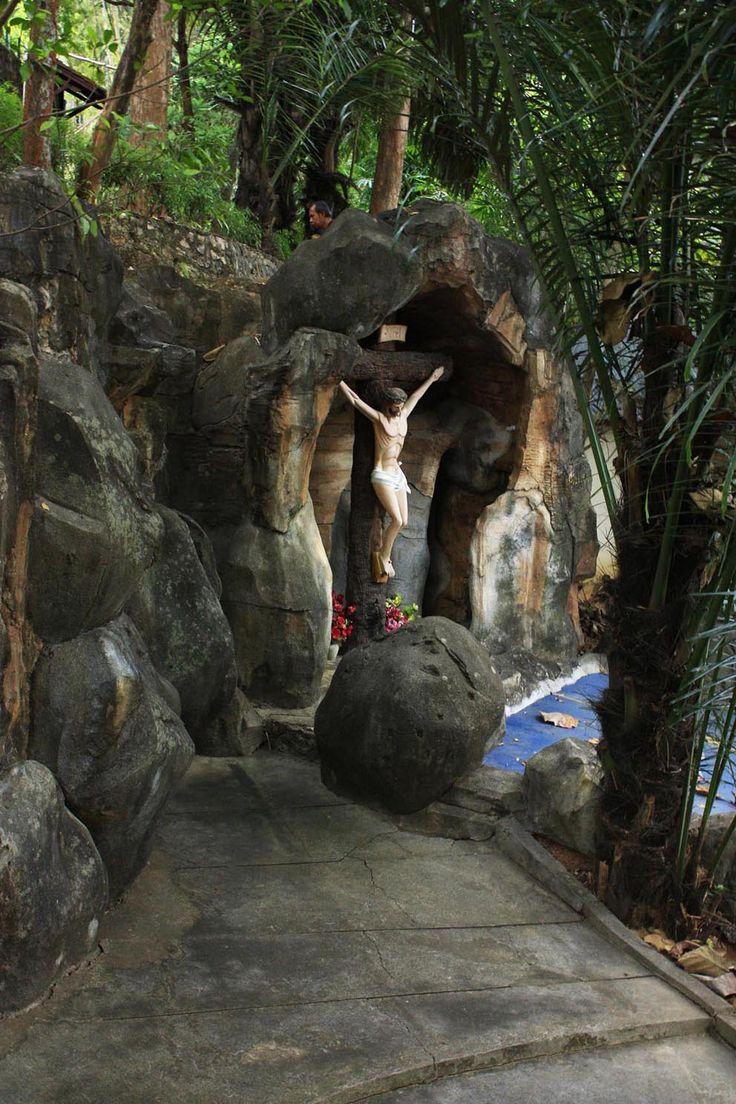 Wisata Religi Kristen Katholik Jogja: Gua Maria Marganingsih - Bayat - Klaten - Jawa Tengah