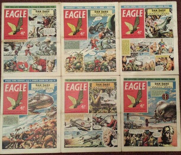 Eagle Comics 1959