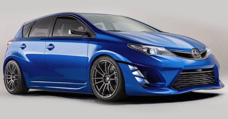 Scion iM concept previews new Corolla-based sports hatch - http://www.caradvice.com.au/320432/scion-im-concept-previews-new-corolla-based-sports-hatch/