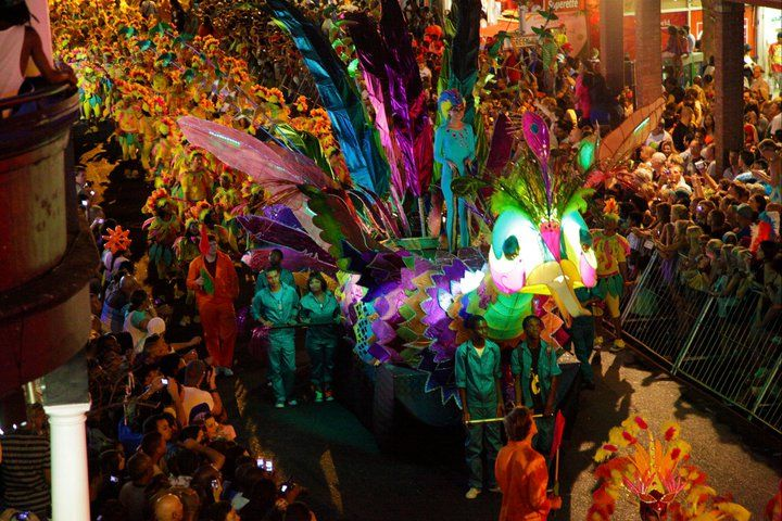 Once a year - the second New Year Cape Carnival