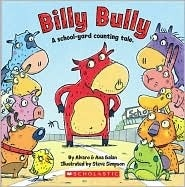 use this for making connections. Kids can easily relate to feeling picked on or bullied. Plus it has a rhyme scheme and counting.Schools Yards Counting, Counting Tales, Counting Book, Bullying Learning, Comics Book, Childrens Books, Bullying Book, Children Book, Billy Bullying