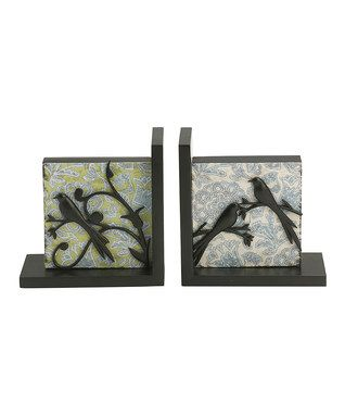 Strikingly Idea Bird Bookends. Perched Bird Bookends  20 Zulily 32 best Industrial Decor images on Pinterest Bedrooms Book