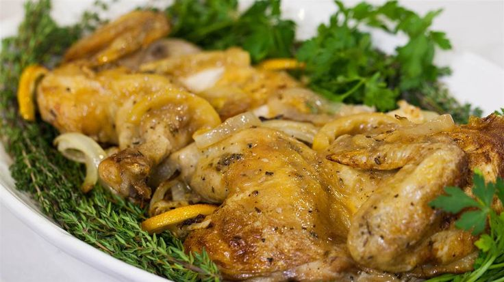 You've never had a bird like this! Ina Garten's roast lemon chicken is going to become your new go-to recipe