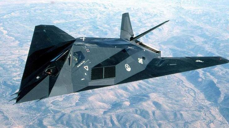 A Declassified Look At The US Stealth Aircraft Program - HistoryInOrbit.com