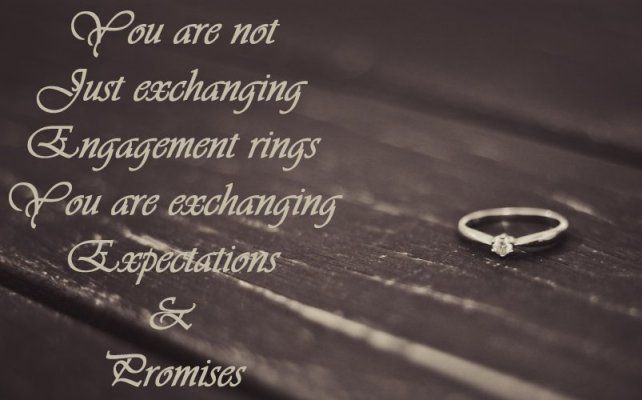 Engagement wishes: Congratulation messages for engagement