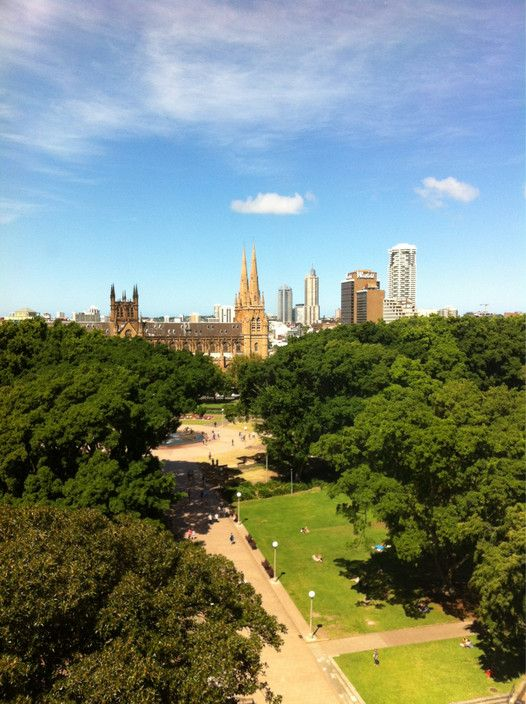 St Mary's Cathedral, Sydney NSW