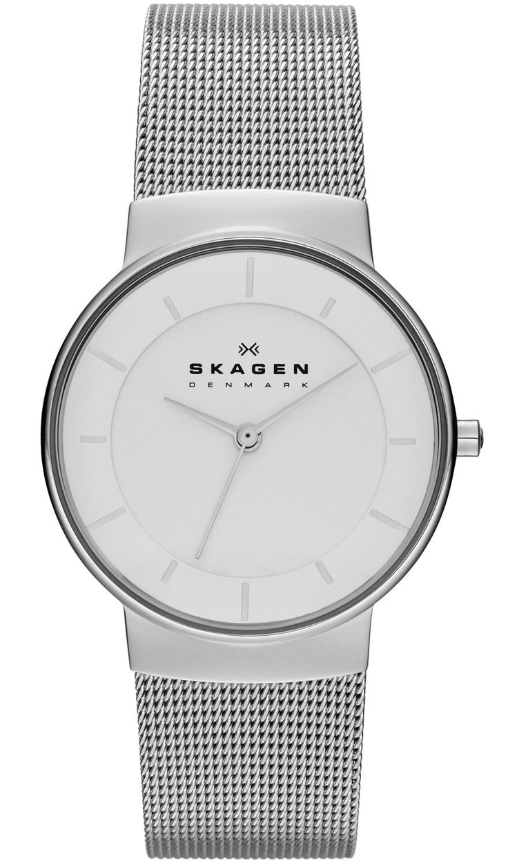 Skagen Klassik Silver Mesh SKW2075