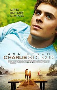 Charlie st cloud poster.jpg... When God gives you a second chance on a Flat line what does it mean RJ