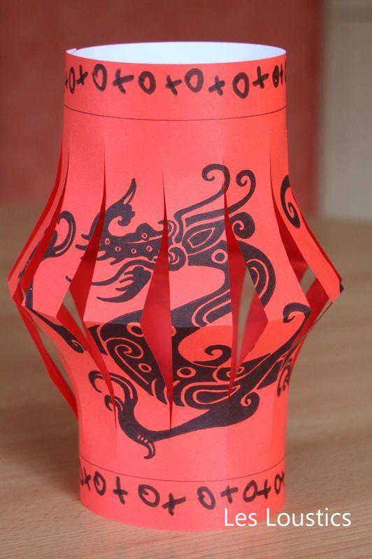 Les 25 meilleures id es de la cat gorie lanternes - Lanterne chinoise papier ...