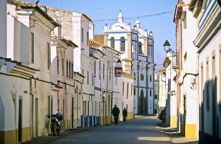 Fronteira, Alentejo, Portugal