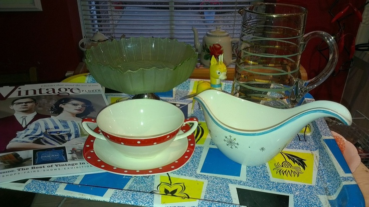 Finds of the day Epsom Vintage Fair