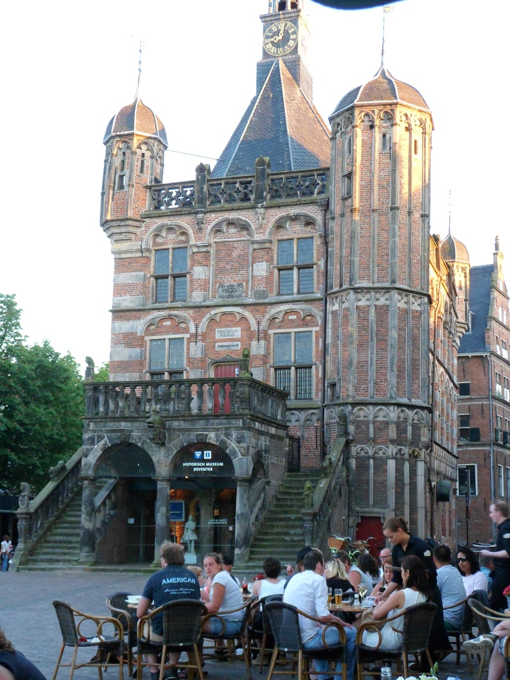 De Waag, Museum Deventer.