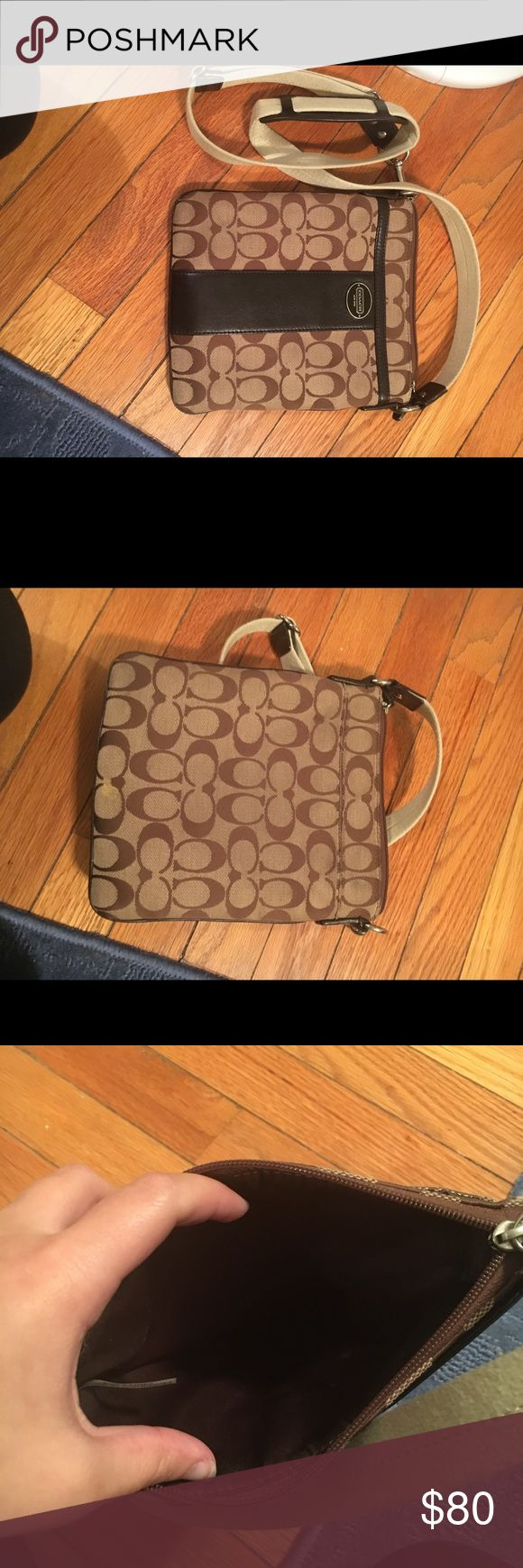 Coach Satchel Coach satchel, lightly used but in good condition. Coach Bags Satchels