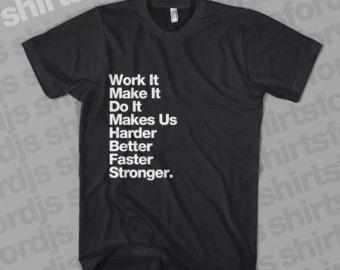 DAFT PUNK Kanye West Harder Stronger - Black T-Shirt