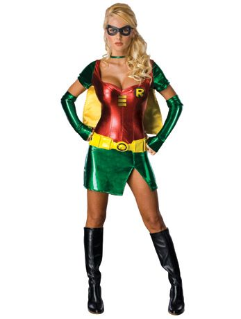 Sexy Robin - Angels Fancy Dress Costumes