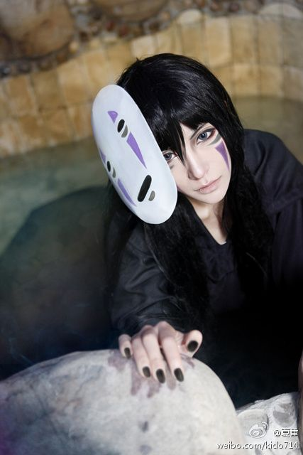 No Face Spirited Away | Cosplay Ideas | Pinterest