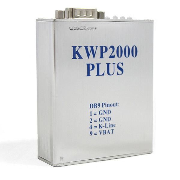 KWP 2000 Plus ECU REMAP Flasher Tuning Tool can read and analyze current ECU software, upgrade the ECU software with a re-mapped file, and repair ECUS with software problems or corruption.C.Repair ECUs with software problems or corruption