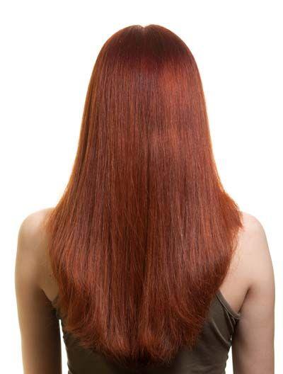 how to do u shape hair cut at home