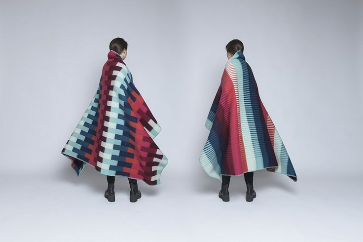 Åsmund The Åsmund blankets and pillows have clean geometric shapes which are softened by rich and sensous palettes. The series is inspired by textile art and woolen tapestries, interpreted in a contemporary manner.  The series consists of six pillows and six blankets. There are two blanket ...