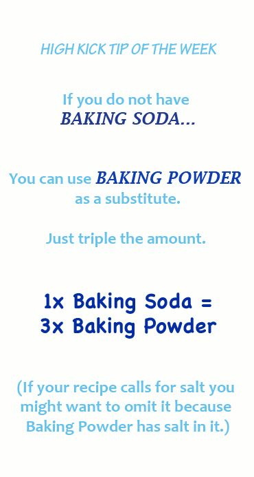 What Can I Substitute for Baking Soda?