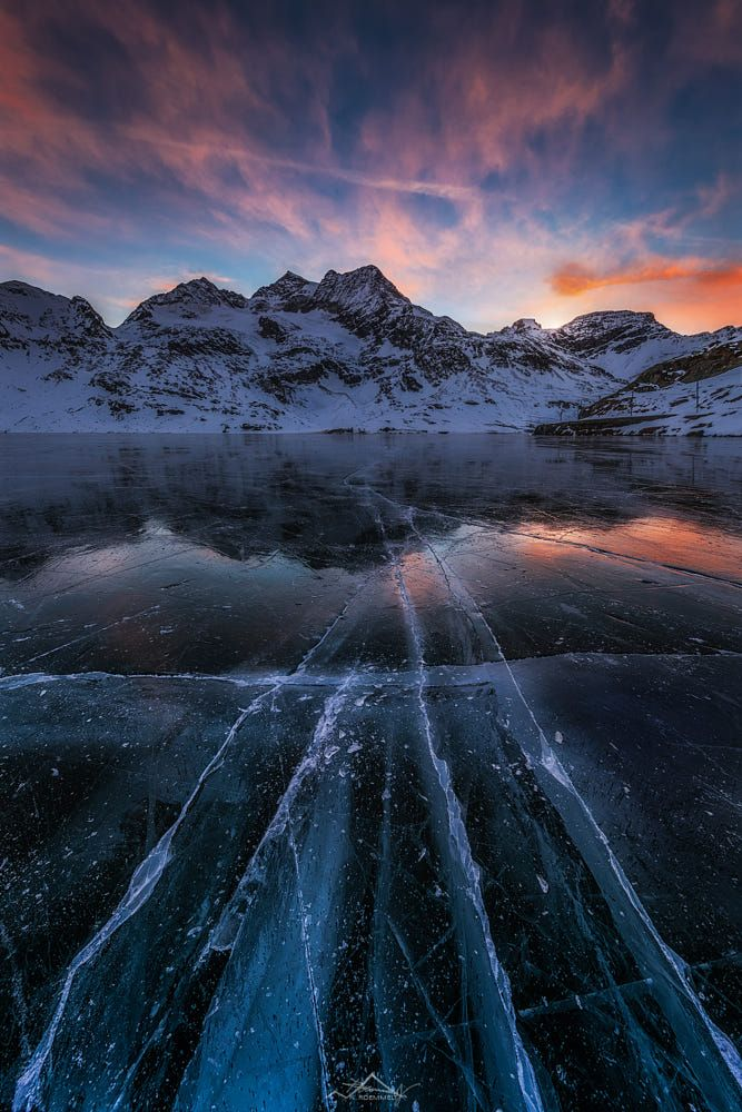 Black Ice by Nicholas Roemmelt on 500px