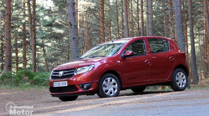 Prueba Dacia Sandero 1.5 dCi 90 CV, motor, conducción y consumos (con vídeo) - http://www.actualidadmotor.com/2014/11/04/prueba-dacia-sandero-dci-90-motor-consumo/