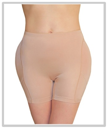 transgender foam hip pads