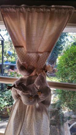 Les 25 meilleures id es concernant accrocher des rideaux - Embrasse rideau originale ...