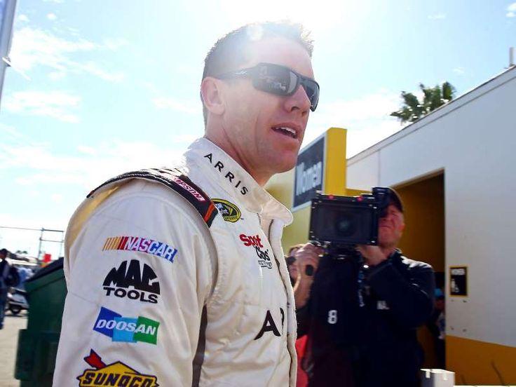 Best of the 2016 Daytona 500:      Carl Edwards before the race.