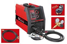 135 Amp MIG Flux Core Wire Welder 115V Input Welding Soldering Machine