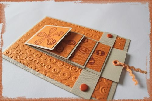 Tuto Carte cascade - Scrap & Cie - Scrap, home déco et DIY by Psine …