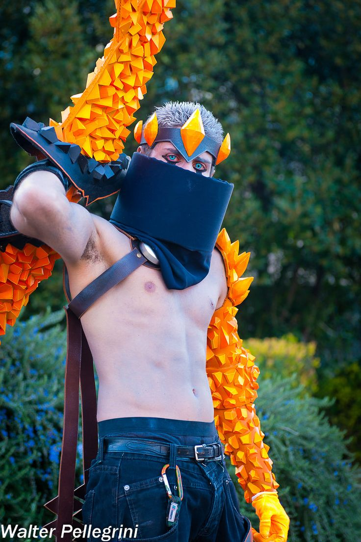 Blight Crystal Varus, from League of Legends | League of ...