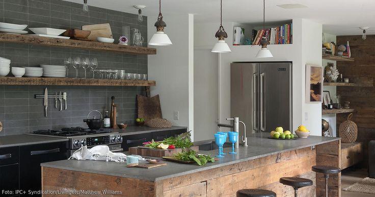 die 25 besten ideen zu rustikale barhocker auf pinterest barhocker k che barhocker. Black Bedroom Furniture Sets. Home Design Ideas