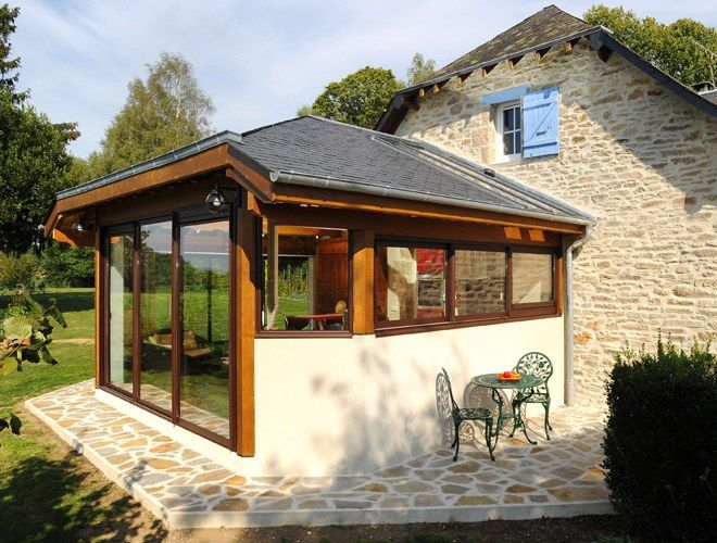 30 Best Steel Conservatories Images On Pinterest