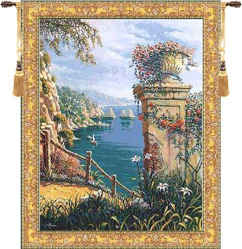 Capri Vista European Wall Tapestry