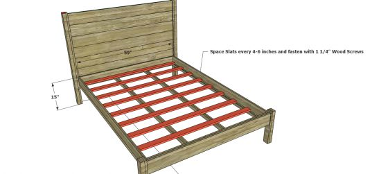 thinking about building this bed.