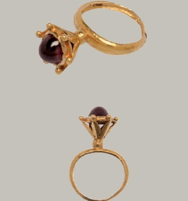 Finest Byzantine Gold Ring @IR01 – Advancedmassagebysara